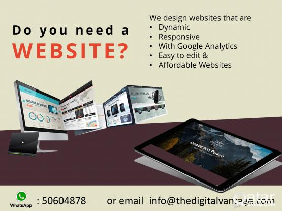 Need a website ?
