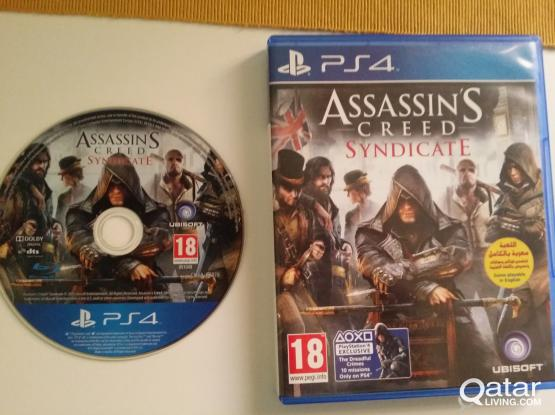 FIFA 17  ASSASSINS CREED SYNDICATE FOR PS4