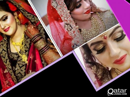 BRIDAL MAKEUP - BOOKINGS OPEN....