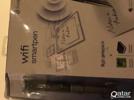 wifi smartpen