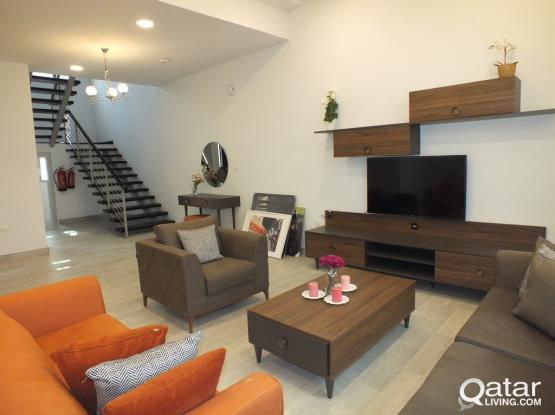 Fully Furnished 3BHK + Maidroom  Villa for Rent In Muraikh