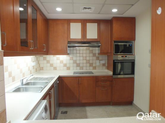 Semi Furnished 2BR Apartment For Rent In Pearl Island