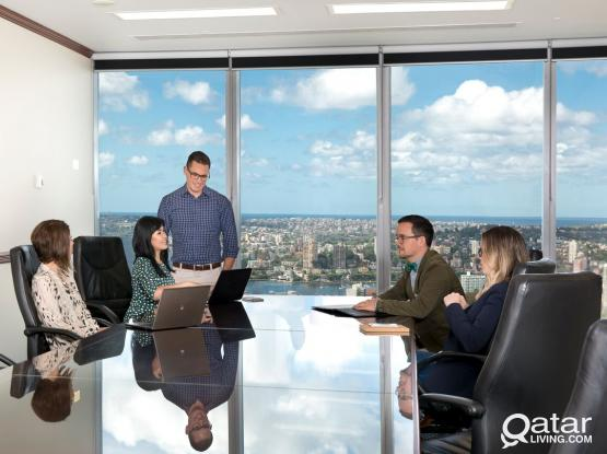 Furnished Offices in Tornado Tower!