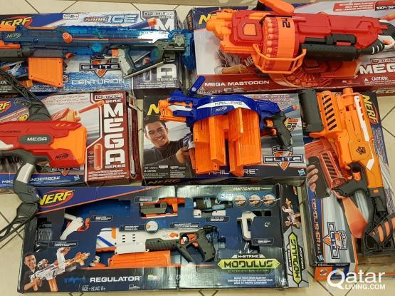 Nerf big guns