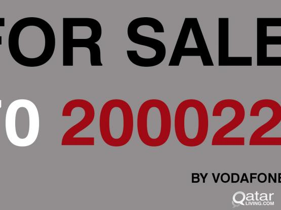 70 200022 FOR SALE