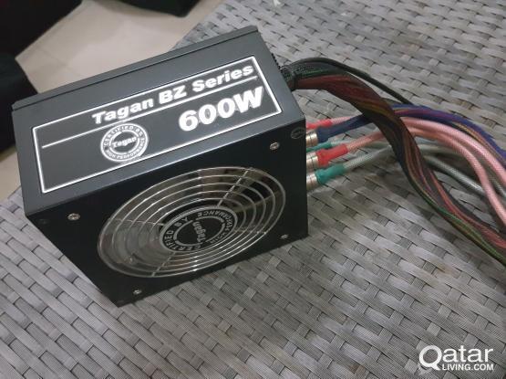 600 Watts Modular Power Supply