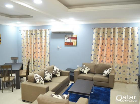 No commission -  One Month Free - Beautiful Three Bedrooms Located in Umm Salal Muhammed
