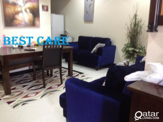No commission!! Cozy furnished 1bhk apartment in Wakrah