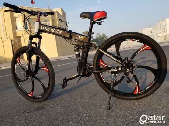 "Folding bike for sale 26"" (24 Speed  Alloy)"