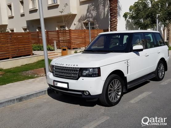 Land Rover Range Rover Vogue Supercharged 2012