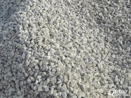Rock, backfill and crushed stone material | Qatar Living