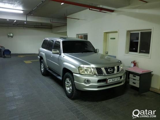 Nissan Patrol Super Safari 2006