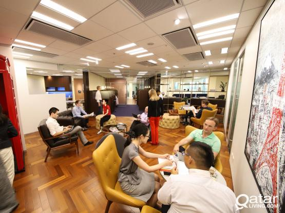 Lower cost with Servcorp Virtual Office..