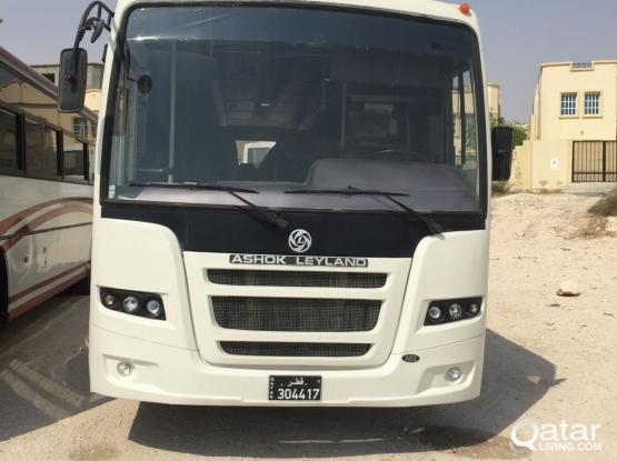 66 SEATER BRAND NEW BUS WITH DRIVER