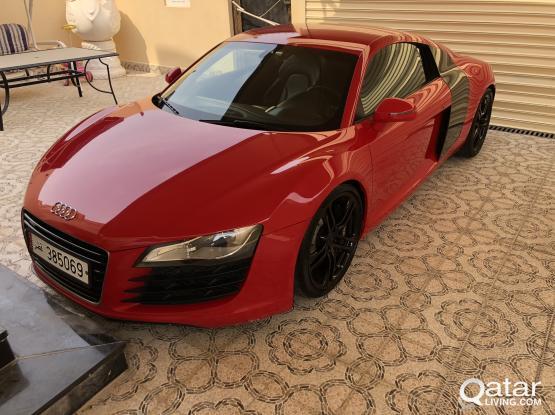 Audi R8 Quattro 2008