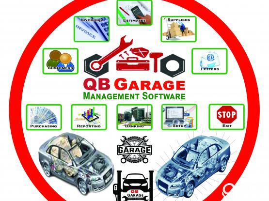Best Garage Management Application in Qatar