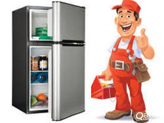 (55006291) AC / FRIDGE / WASHING MACHINE, REPAIR SERVICE QATAR.