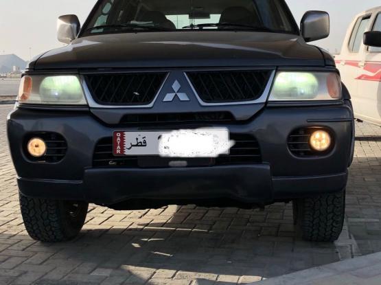 Mitsubishi Nativa 2008