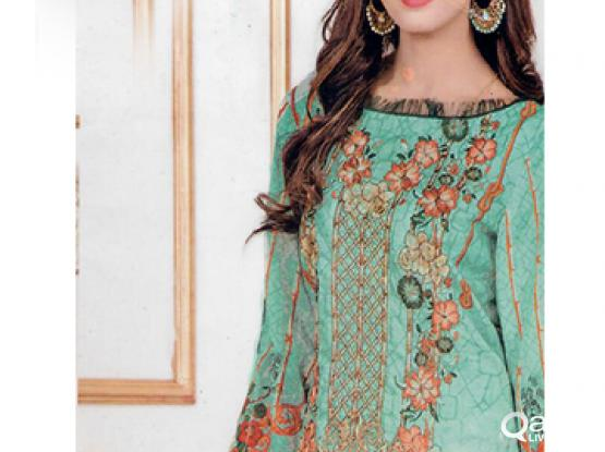 Pakistani Suits Heavy Ari style Front Embroidered