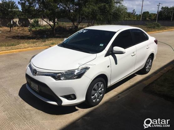 TOYOTA YARIS 2014 FOR RENT CALL 50449441
