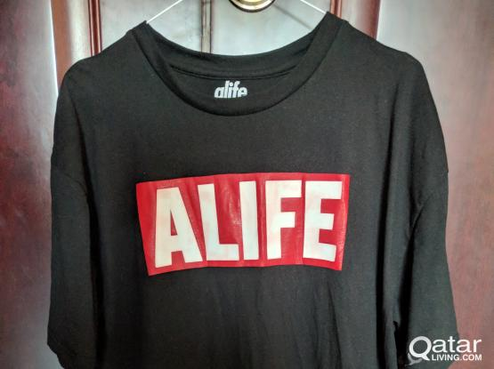 ALIFE TSHIRT- HIP NEW YORK STYLE
