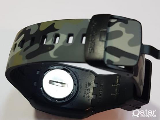 Swatch Touchscreen Digital watch