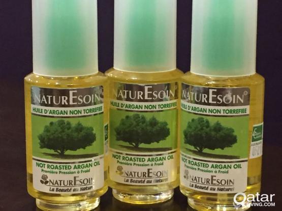 Pure Organic Moroccan Argan Oil (50 ml)