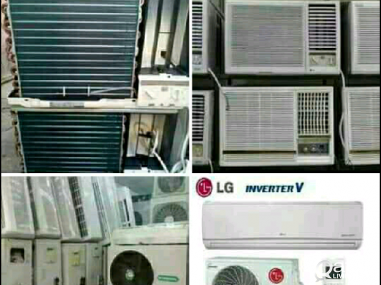 We are Repairing, servicing buy,sale All AC