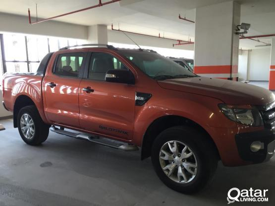 New Used Ford Ranger For Sale In Doha Qatar Qatar Living Cars