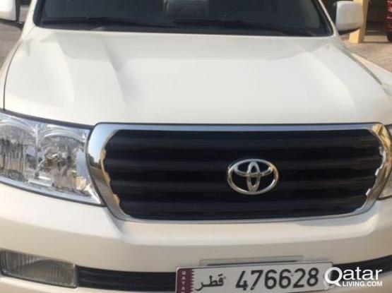 Toyota Land Cruiser GX 2011