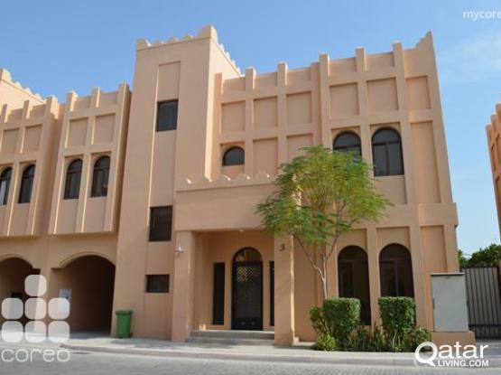 Exclusive Villas in a Prime Compound in Doha