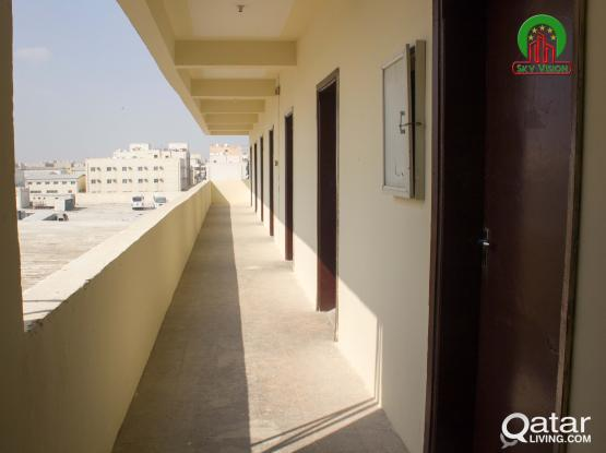 Only 8 Rooms Including Kahrama Labor Accommodation Available at Industrial Area Street 47