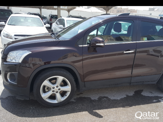 Chevrolet Trax Ltz Full Option Qatar Living