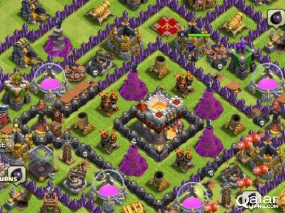 clash of clans TH11 account for sale