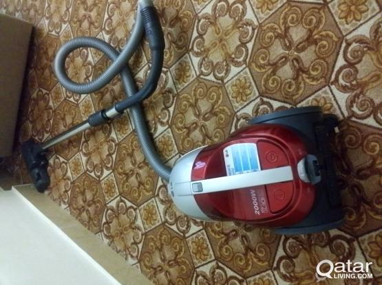 A great vacuum cleaner for sale . .  Compact &Power