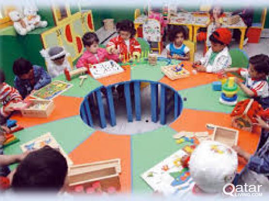 Play group,Nursery-KG1 N KG2 @(s) madeena khalifa near parko health center