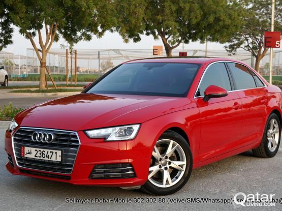 Audi A4 2.0 T 2016