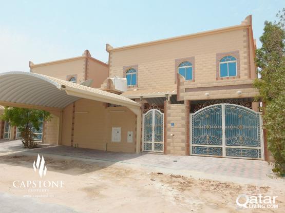 Huge Semi-Commercial Villas near Al Jazeera TV