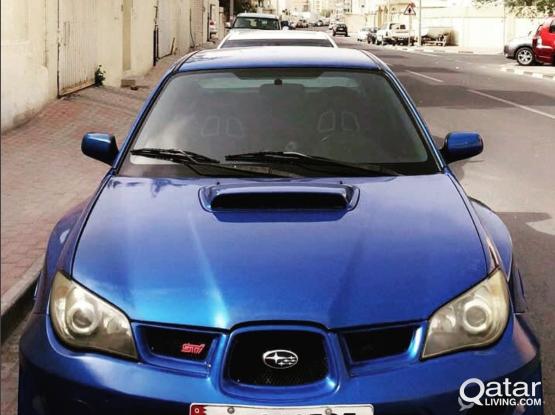 2006 Subaru Wrx Sti For Sale >> Subaru Wrx Sti 2006