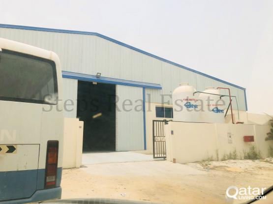 Store Warehouse For Rent at Industrial Area