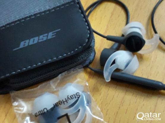 Bose Earset with pouch (everything new)