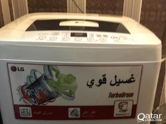 Washing Machine LG 7 Kg for Sale