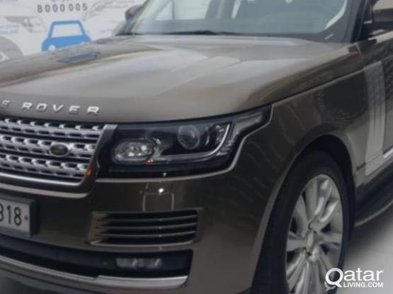 Land Rover Range Rover Vogue SE Supercharged 2014