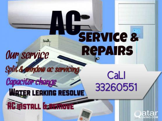 AIR-CONDITIONING MAINTENANCE & Cleaning