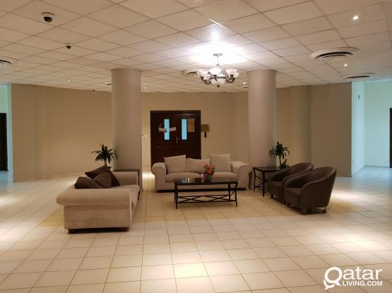 !!Special Offer!! Spacious Unfurnished 3 Bed Room Compound Apartment  for Rent in Al nasr near toys R us