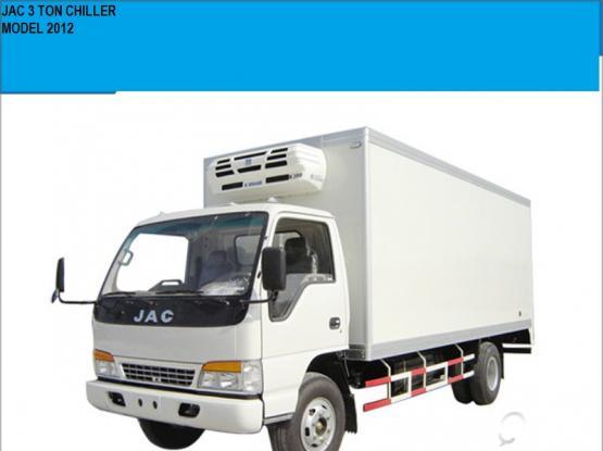 Jac Truck 2012