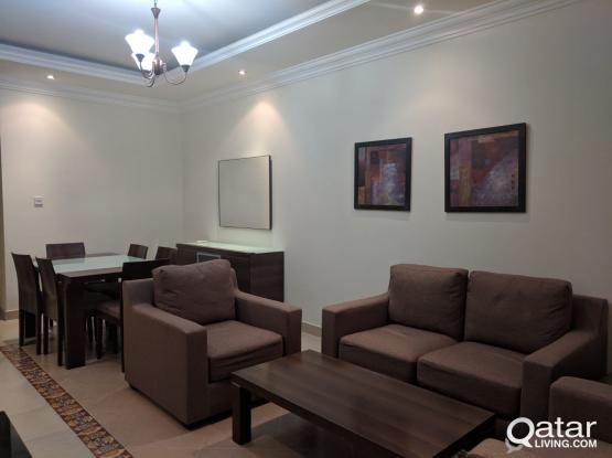 2 Bedroom Fully Furnished Ready for Move-In