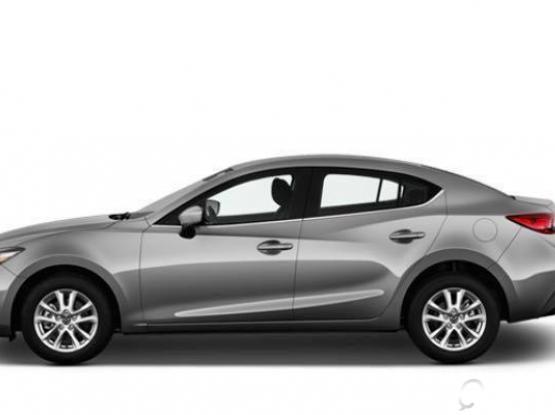 Mazda-3 Sedan 2018 Model
