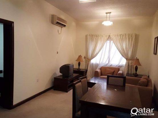 FULLY FURNISHED 1 BEDROOM AVAILABLE