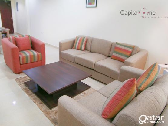 Stunningly Furnished 2 Bedroom Apartment (bhind Gulf Cinema)